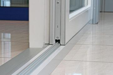 Drzwi tarasowe PVC