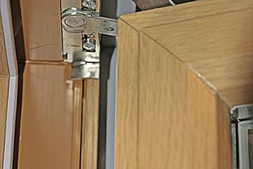 Concealed hardware